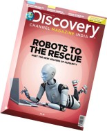 Discovery Channel India - November 2014