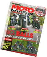 Moto Journal N 2119 - 30 Octobre au 5 Novembre 2014