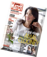 Paris Match - 30 Octobre au 5 Novembre 2014