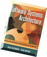 Software Systems Architecture - Working With Stakeholders Using Viewpoints and Perspectives