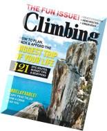 Climbing - November 2014