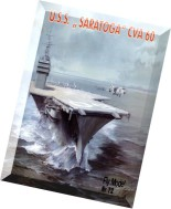 Fly Model 072 - USS Saratoga CVA 60