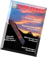 Home Power Magazine - Issue 092 - 2002-12-2003-01