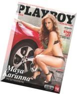Playboy Mexico - November 2014