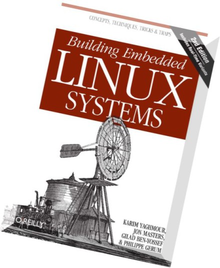 Building Embedded Linux Systems Nd Edition