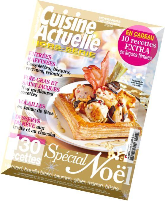 Download cuisine actuelle hors serie n 113 novembre for Cuisine actuelle
