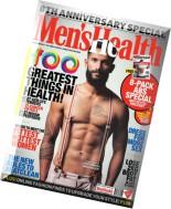 Men's Health India - November 2014