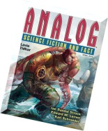 Analog Science Fiction and Fact – April 2014