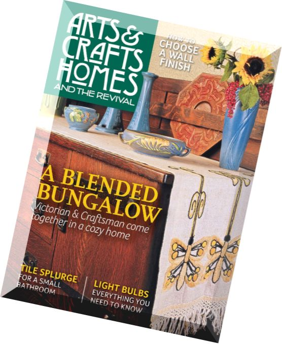 Download arts and crafts homes magazine winter 2015 for Arts and crafts home magazine