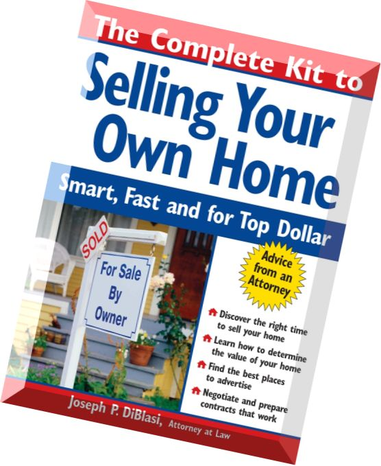 Download The Complete Kit To Selling Your Own Home Smart