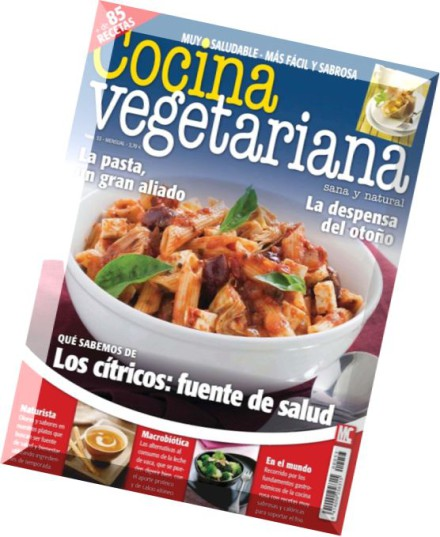 Download cocina vegetariana november 2014 pdf magazine for Cocina vegetariana