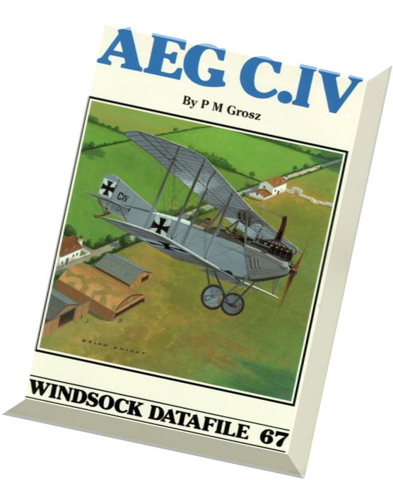 Windsock Datafile No. - Albatros C.I - PDF Free Download