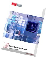The Economist (Intelligence Unit) - Value-based Healthcare, Strategies for medtech 2014