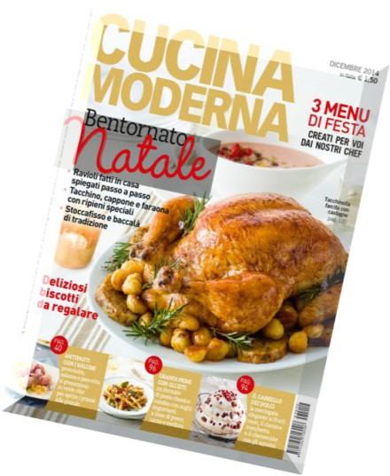 Download cucina moderna dicembre 2014 pdf magazine - Cucina moderna magazine ...