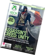 Official Xbox Magazine - Holiday 2014