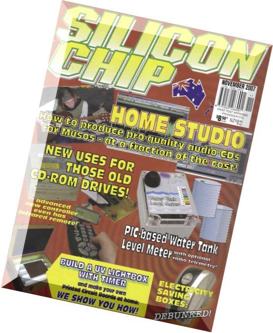 silicon chip magazine pdf download