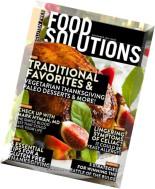 Food Solutions Magazine - November 2014
