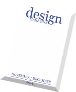 Design Magazine Issue 20, November-December 2014