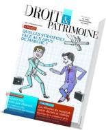 Droit & Patrimoine N 241 - Novembre 2014