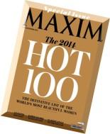 Maxim India - November 2014