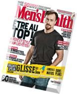 Men's Health France N 70 - Decembre 2014