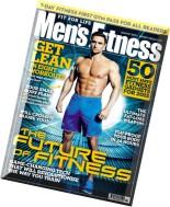 Men's Fitness UK - January 2015