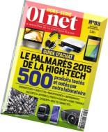 01net Hors-Serie N 83 - Novembre-Decembre 2014