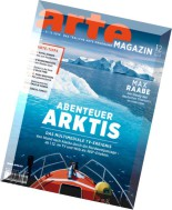 ARTE Magazin - Dezember 2014