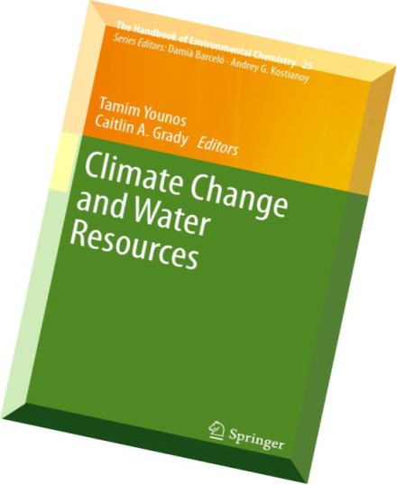 Thesis climate change and water resources