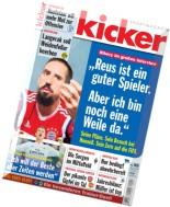 Kicker Sportmagazin 95-2014 (20.11.2014)