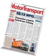 Motor Transport - 10 November 2014