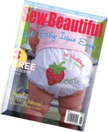 Sew Beautiful Issue 142 - May-June 2012