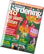 Amateur Gardening Magazine 29 November 2014