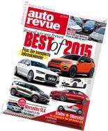 Autorevue Magazin Dezember N 12, 2014