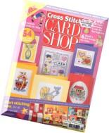 Cross Stitch Card Shop 028