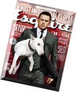 Esquire USA - December 2014