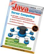 JavaSPEKTRUM - Magazin Dezember-Januar 2014