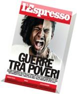 L'Espresso N 47, 27.11.2014