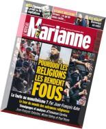 Marianne N 918 - 21 au 27 Novembre 2014