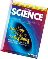 Pour la Science N 446 - Decembre 2014