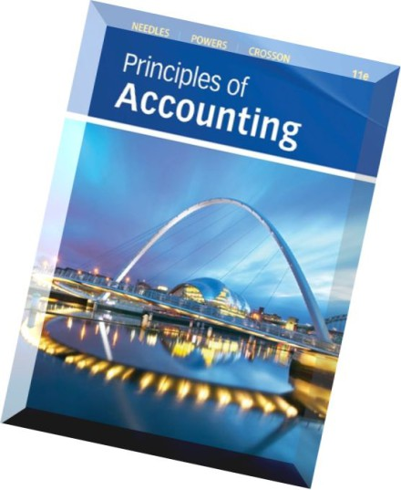 Principle of accounting book free download