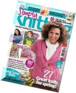 Simply Knitting 2010-04