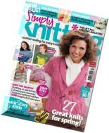 Simply Knitting 2010-04