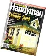 The Family Handyman - Septmber 2002