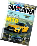 Car and Driver Spain - Diciembre 2014
