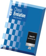 Chess Evolution Weekly Newsletter N 091, 2013-11-22