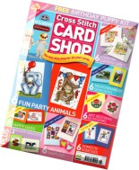 Cross Stitch Card Shop 048