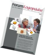 Forum Logopadie - November 2014