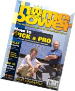 Home Power Magazine - Issue 114 - 2006-08-09
