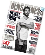Men's Fitness USA - December 2014